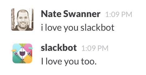 Slack bot