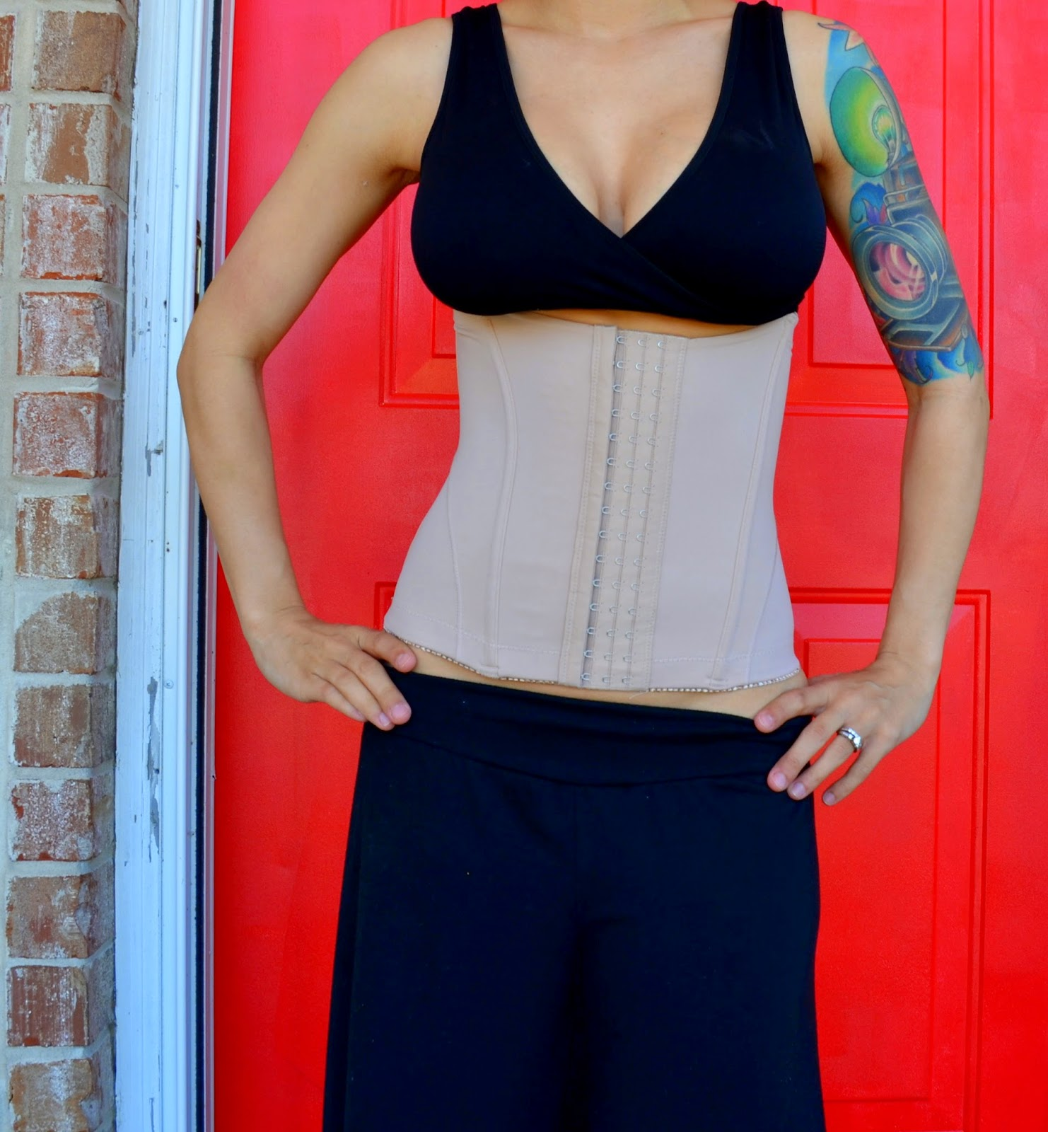96d4ae5cff Diary of a Fit Mommy  Belly Bandit Mother Tucker Corset Review and ...