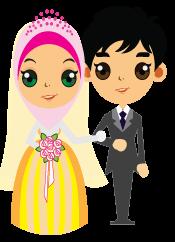 Image result for animasi perkahwinan