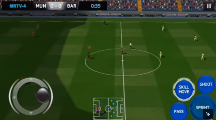 FIFA 14 Mod FIFA 19 Android PS4 Camera Download   FTS Texture