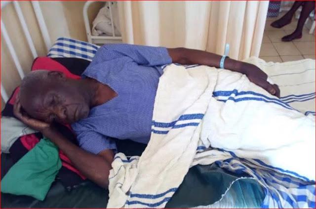 daily post kenya Matiangi to pay ailing Mayioro's hospital bills