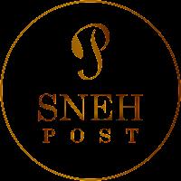 snehpost: snehpost logo icon