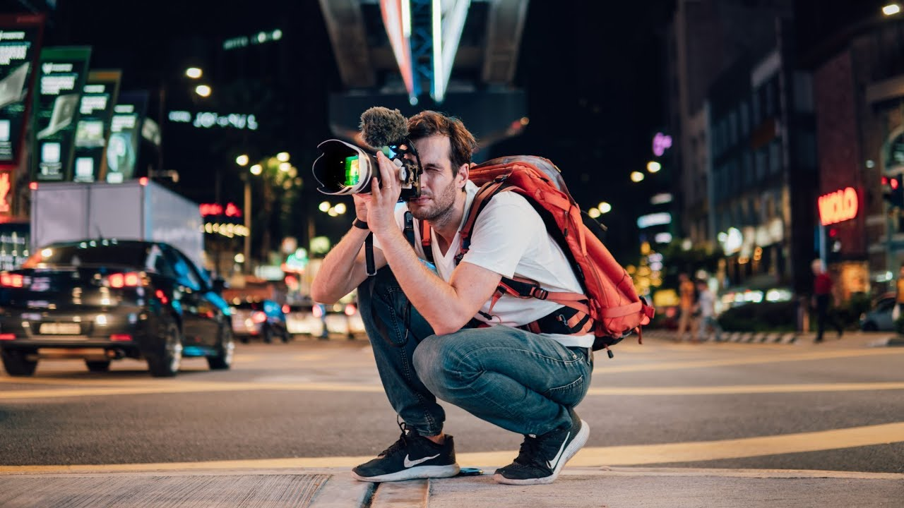 Night Street Photography Tips