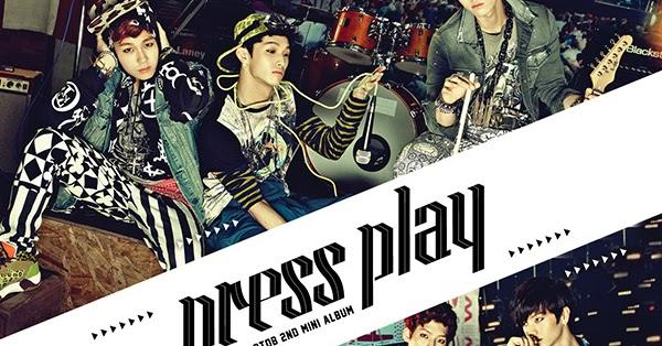 kmusic7: [Mini Album] BTOB – Press Play [2nd Mini Album]