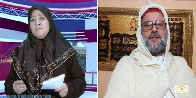 فضيحة عمر بن محمد و فاطمة النجار