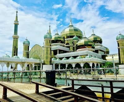 Bercuti Kuala Terengganu