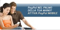 Paypal via cellulare