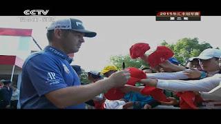Frekuensi siaran CCTV Golf & Tennis di satelit ChinaSat 6B Terbaru