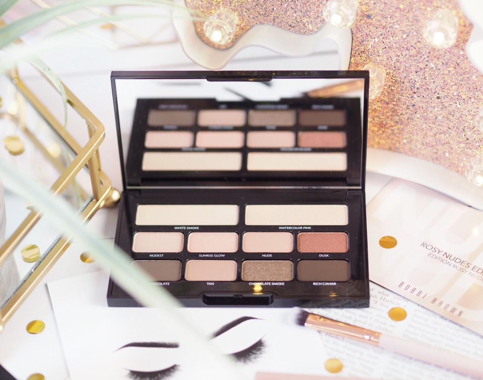 My Current Make Up Obsession Bobbi Brown Nude Edition