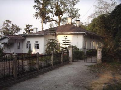 Rabindranath Tagore museum in mungpoo