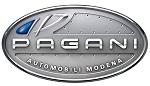Logo Pagani marca de autos