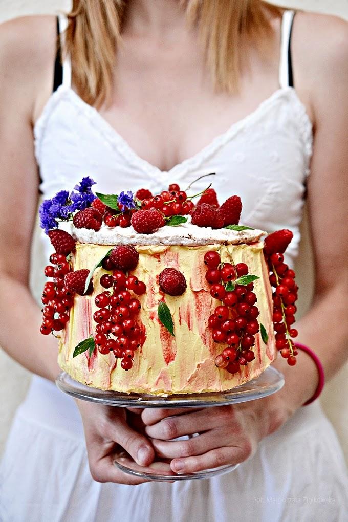 Tort urodzinowy dla.. Weroniki ;-)
