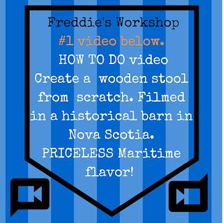 Freddie's Workshop Video #1