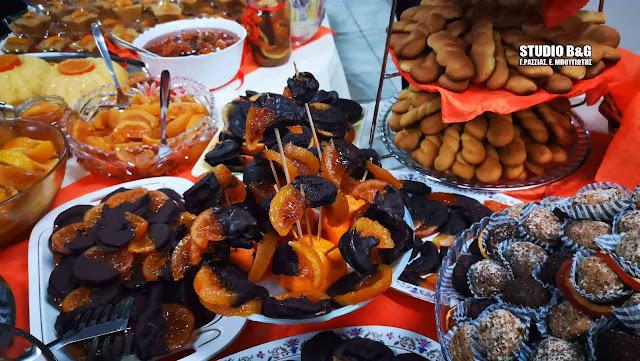 """Η """"Γιορτή Πορτοκαλιού 2019"""" στο Κιβέρι Αργολίδας είχε χρώματα, αρώματα και γεύσεις (βίντεο)"""