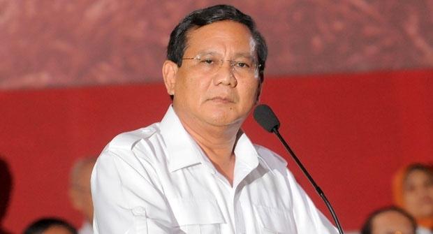 Inilah Pernyataan Lengkap Prabowo Subianto Soal Demo Ahok Berujung Rusuh