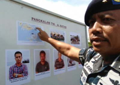 TNI AL Gagalkan Penyelundupan TKI Ilegal ke Malaysia