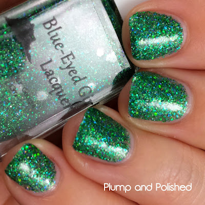 Lighthouse of Hope Box: Blue-Eyed Girl Lacquer - Never Look Back