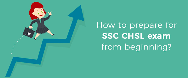 How to Prepare for SSC CHSL Exam from Beginning