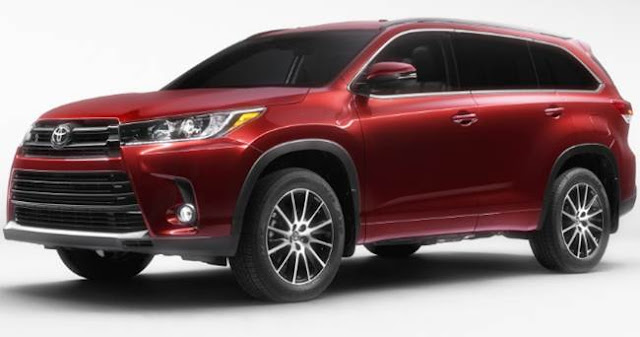 Toyota Highlander 2018 Changes, Release Date, Price