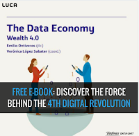 Cover of the Data Economy Book.