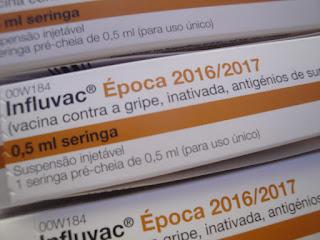 Vacina da gripe – administração, efeitos secundários e conservação
