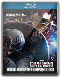 Capitão América 3 Guerra Civil Torrent