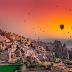 Uçhisar Kalesi - Kapadokya'nın seyir terası