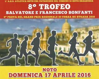 CLASSIFICA Trofeo Salvatore e Francesco Bonfanti 2016