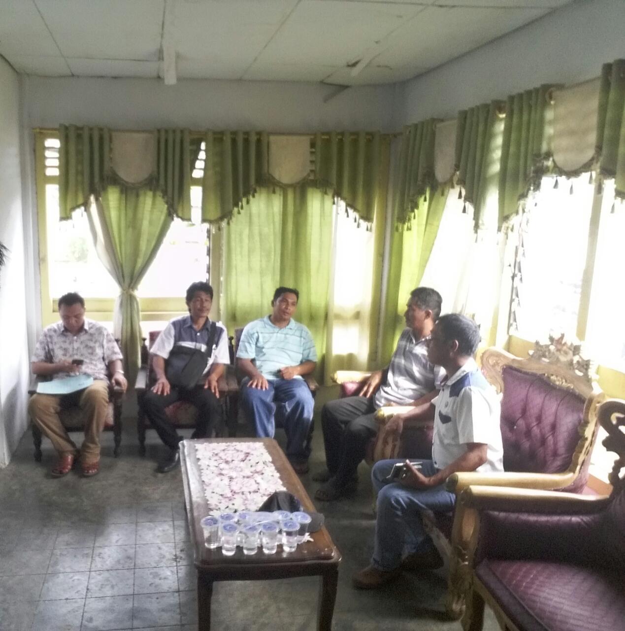Pemerintah  Apresiasi Pendamping Desa Kecamatan Ratahan