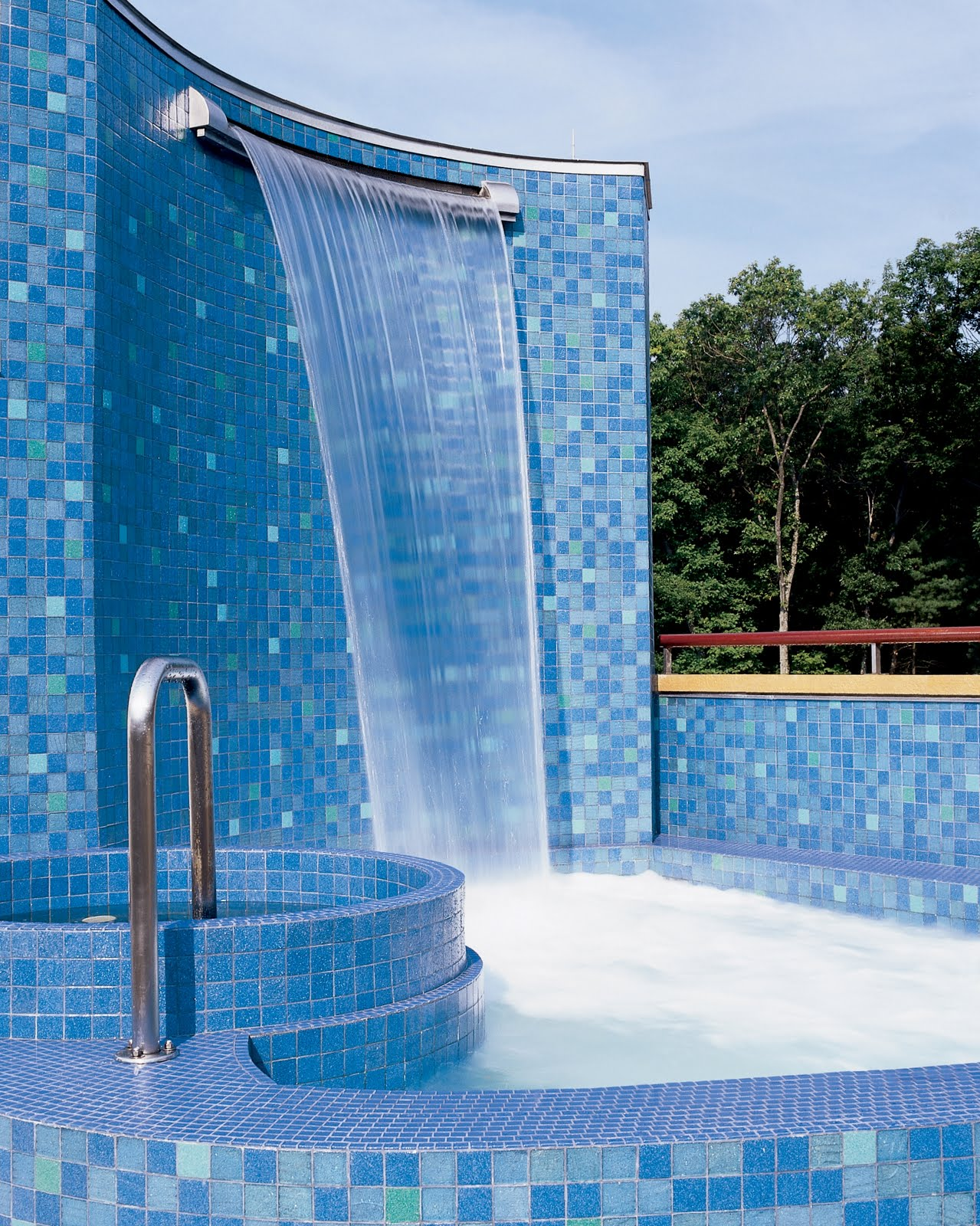 Swimming pool designs for Pool design images