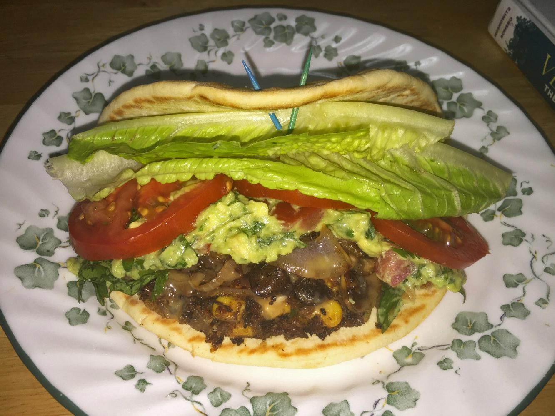 Anita's Health Blog: Black Bean Burgers with Chipotle Lime ...