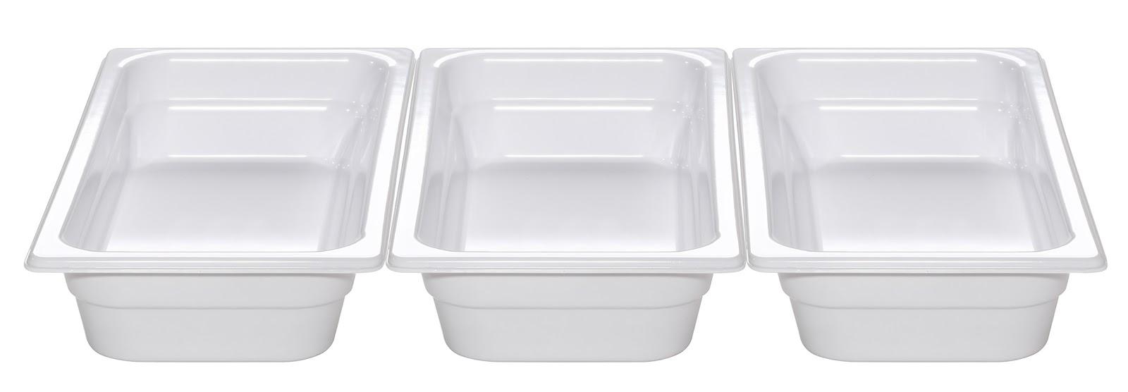 Recipente Gastronomice. Accesorii pentru Dotari HoReCa, Vascheta GN 1/3 Melamina, Tava GN 1/3 Melamina, Cuva Gastronorm GN 1/3 Melamina, Recipiente Inox pentru Bucatarii Profesionale, Pret