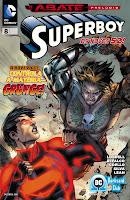 Os Novos 52! Superboy #8