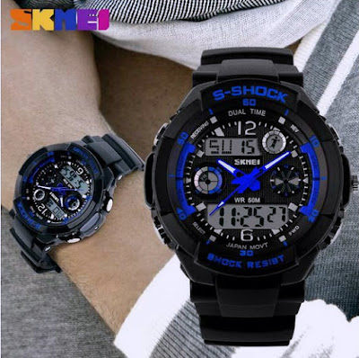 Đồng hồ Skmei 0931 với thiết kế đẹp
