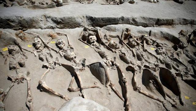 Η μεγαλύτερη νεκρόπολη της αρχαίας Ελλάδας στο Φάληρο