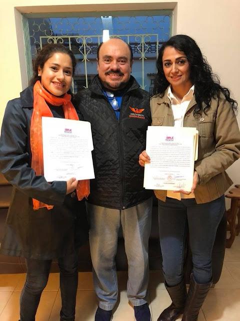 Recibe Ivonne Trujillo constancia como diputada local electa de Perote