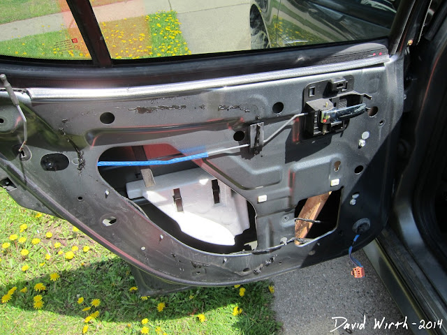 how to replace car window