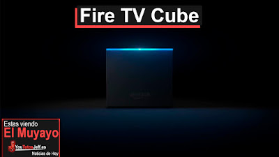 Amazon Fire TV Cube es el nuevo dispositivo de Amazon