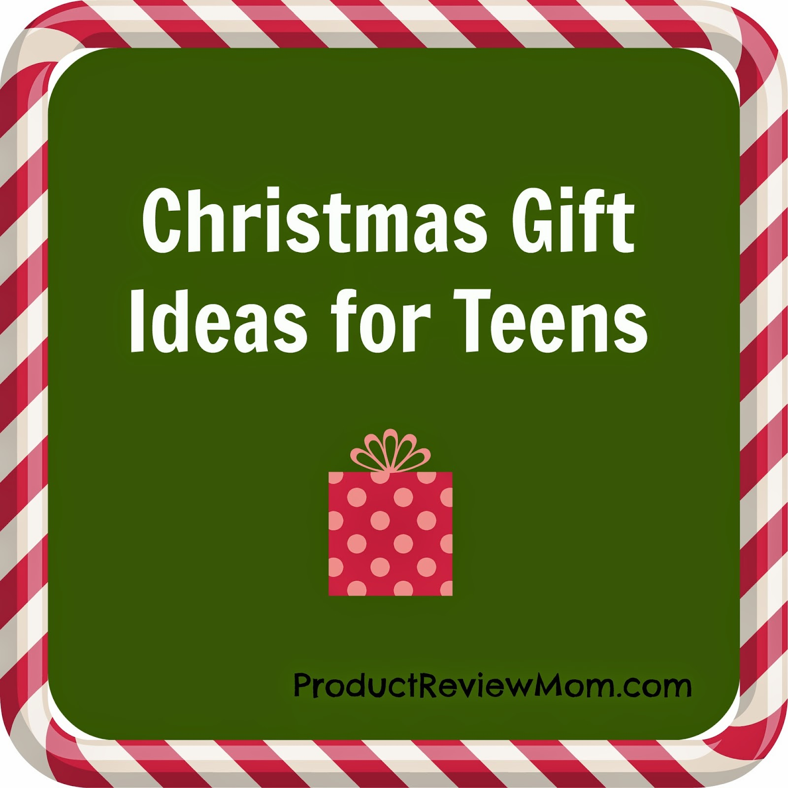 Christmas Gift Ideas for Teens #HolidayGiftGuide via www.Productreviewmom.com