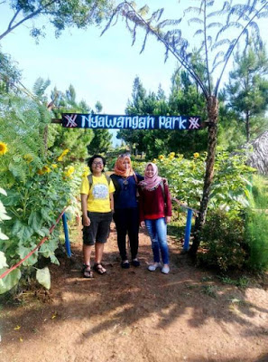 Nyawangan Park Sendang Tulungagung