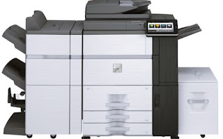 Sharp MX-6580N Printer Driver & Software Downloads