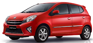 Paket Kredit Toyota Agya Terbaru