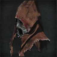 Graveguard Mask