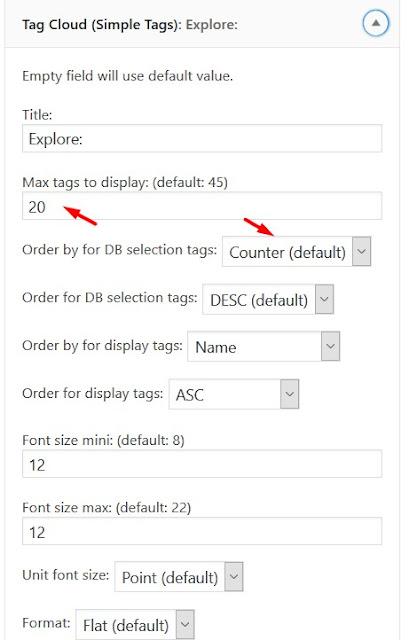 Display Most Popular Tags in WordPress Using Plugin