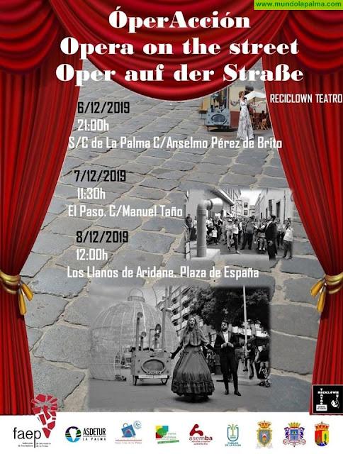 OperAcción (Opera on the Street)
