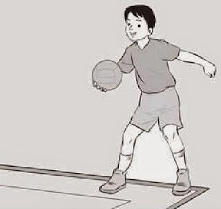 Cara Servis Bawah dan Servis Atas Pada Permainan Bola Voli