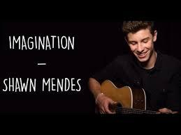 Chord dan Lirik Shawn Mendes - Imagination