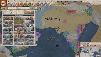 Imperator Rome Game Screenshot 4