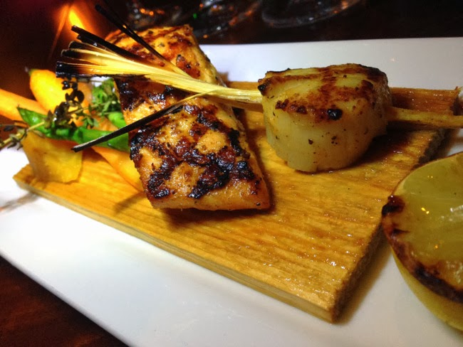 Ravioli Spinach And Salmon