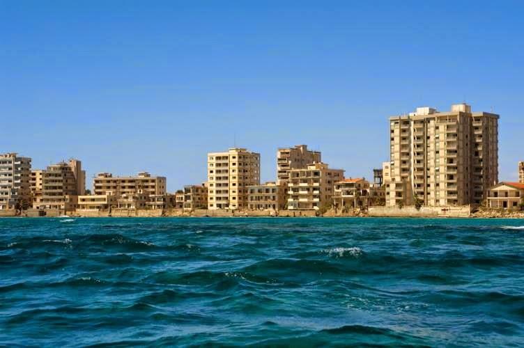 مدينة فاروشا المتروكة | قبرص